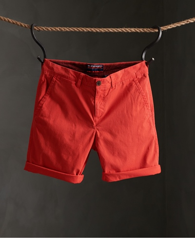 SUPERDRY INTERNATIONAL SHORTS Herren