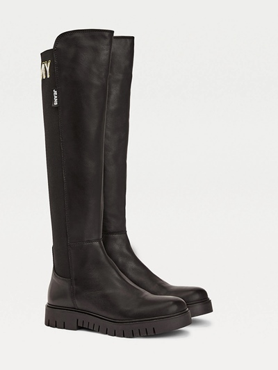 TOMMY JEANS Double Deatail Long Boot