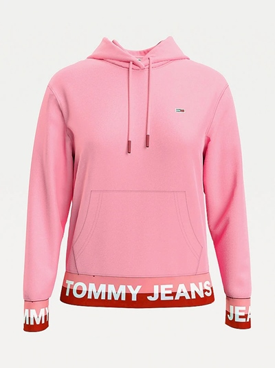 TOMMY JEANS Relaxed Fit Hoodie