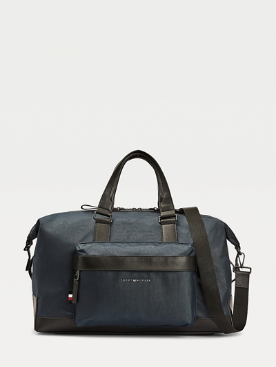 TOMMY HILFIGER Elevated Nylon Duffle