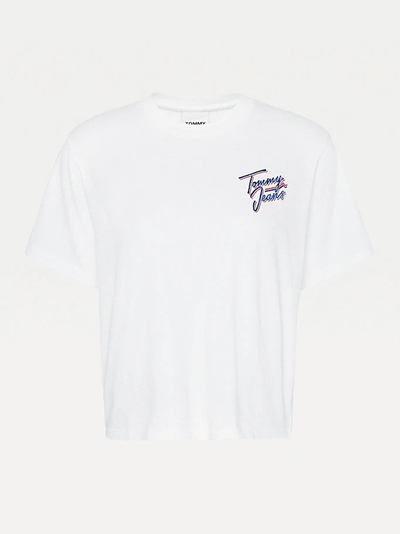 TOMMY JEANS TJW Back Logo Tee