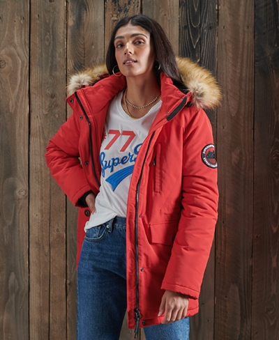SUPERDRY Everest Parka Damen