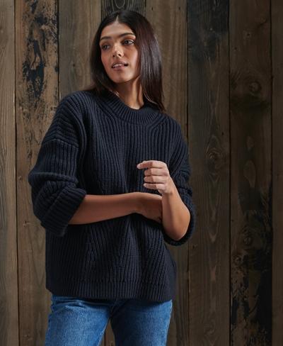 SUPERDRY Stitch Deflected Tunic Damen