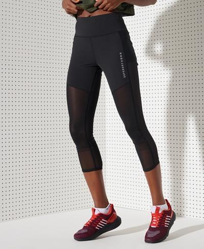 SUPERDRY Training 7/8 Leggings Damen