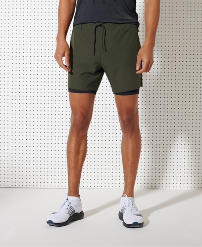 SUPERDRY Double Layer Short Herren