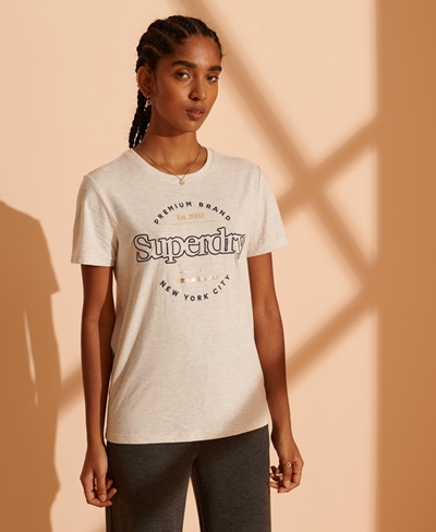 SUPERDRY Established Tee Damen