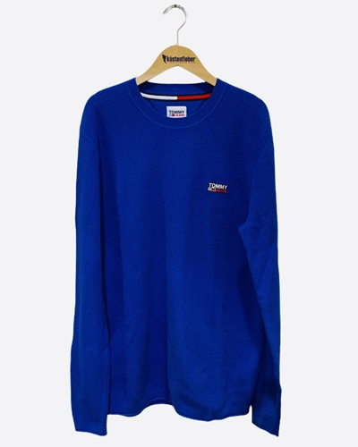 TOMMY JEANS Corp Logo Sweater