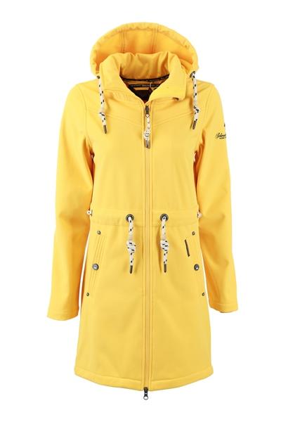 SCHMUDDELWEDDA Damen Mantel