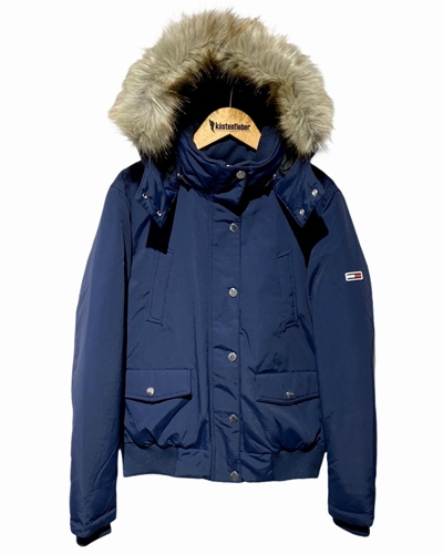 TOMMY JEANS Technical Down Bomber Damen