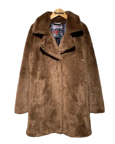 FRIEDA & FREDDIES Fake Fur Coat Damen