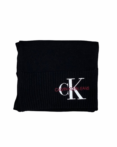 CALVIN KLEIN J Basic Woman Knitted Scarf
