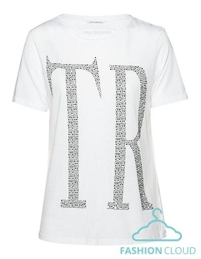 TRUE RELIGION T-Shirt Crew Neck Damen