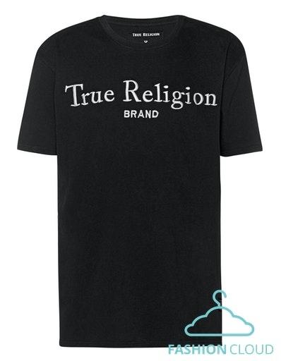 TRUE RELIGION T-Shirt Crew Neck Herren