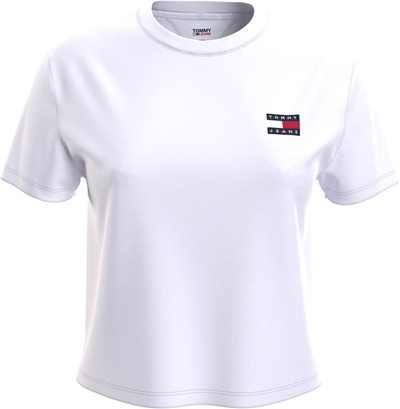 TOMMY JEANS Tommy Badge Tee Damen