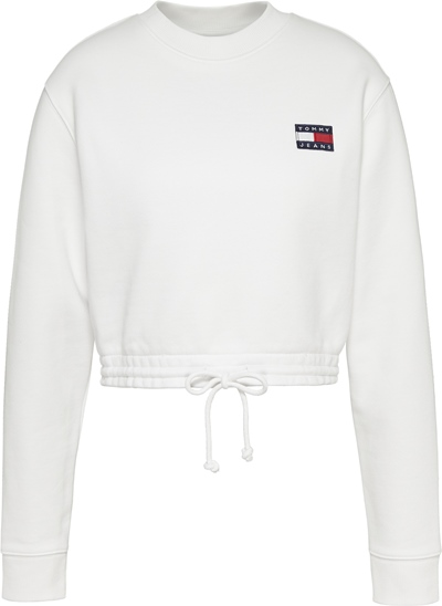 TOMMY JEANS Super Cropped Sweatshirt