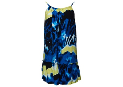 SUPERDRY Kleid Daisy Beach Dress Damen