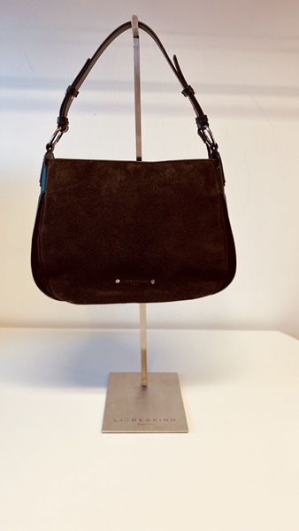 Double Pipe Suede /Hobo Small