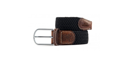 BILLYBELT  Stretchgürtel  Black