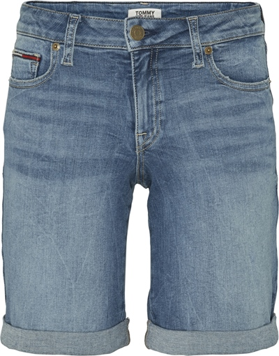 TOMMY JEANS Mid Rise Denim Bermuda