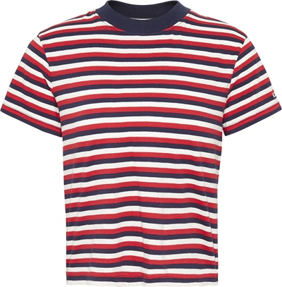 TOMMY JEANS Contrast Rib Baby T-Shirt