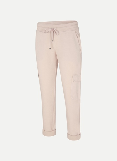 Juvia Fleece Fade Out Trousers Cargo