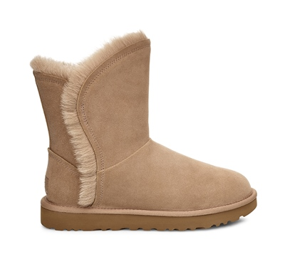 UGG Boot Classic Short Fluff High-Low